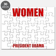 obamawomenwh Puzzle