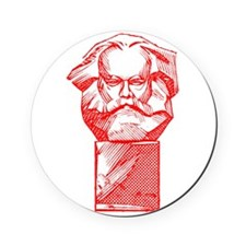Karl Marx Cork Coaster