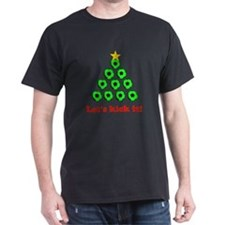 Xmas Tree - Green T-Shirt