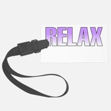 relax2 Luggage Tag