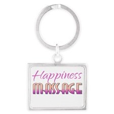 HAPPINESS2 Landscape Keychain