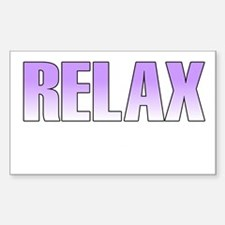 relax2 Decal