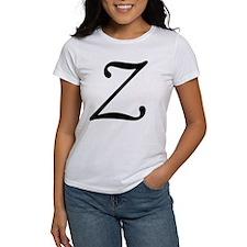Z_letter_v4 Tee