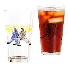 tai60dark Drinking Glass