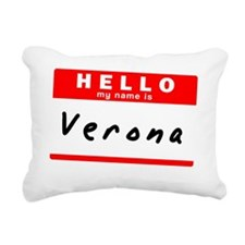 Verona Rectangular Canvas Pillow