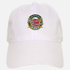 Fruits and Veggies Sponsor of Health Baseball Baseball Cap