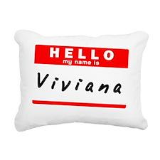 Viviana Rectangular Canvas Pillow