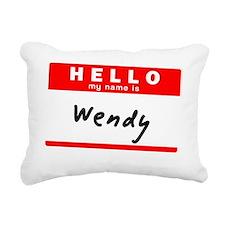 Wendy Rectangular Canvas Pillow