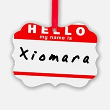 Xiomara Ornament