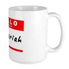 Zachariah Mug