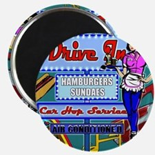 AT-THE-DRIVE-IN-temp_shower_curtain Magnet