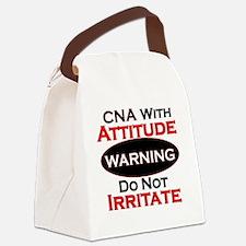 Attitude CNA Canvas Lunch Bag