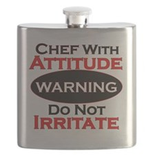 Attitude Chef Flask