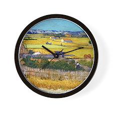13Cal VG Wall Clock