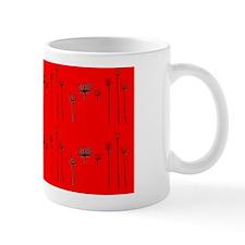 Red Fishing Spears Designer Mug