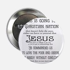 "Christian Nation 2.25"" Button"