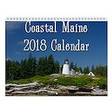Scenic maine  calendar Calendars