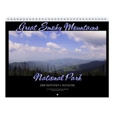 Great Smoky Mountains 2014 Wall Calendar