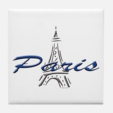 Paris: Eiffel Tower Tile Coaster