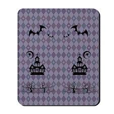 Flip Flops Purple Club-07 Mousepad