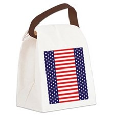 Flip Flops USA 2-09 Canvas Lunch Bag