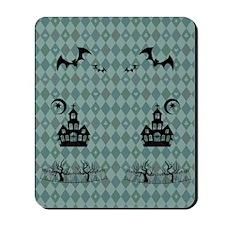 Flip Flops Green Club-06 Mousepad
