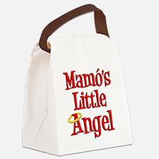 Mamos Little Angel Canvas Lunch Bag