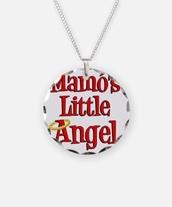 Mamos Little Angel Necklace