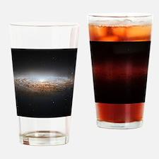 The UFO Galaxy Drinking Glass