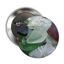 """glass flip flop copy 2.25"""" Button"""