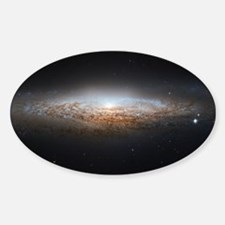 The UFO Galaxy Decal