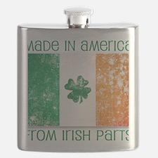 america - irish parts Flask