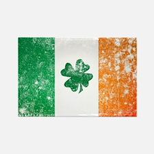 america - irish parts Rectangle Magnet