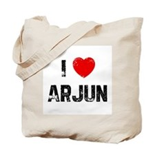 I * Arjun Tote Bag