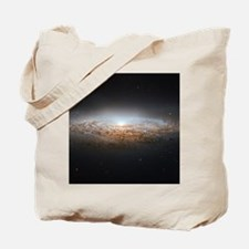 The UFO Galaxy Tote Bag