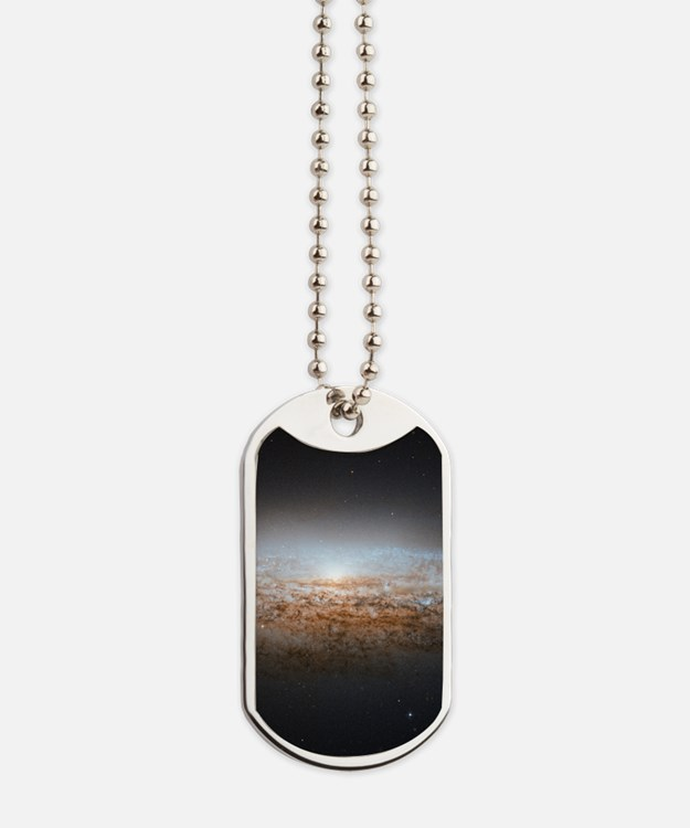 The UFO Galaxy Dog Tags