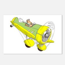 MONOPLANE Postcards (Package of 8)