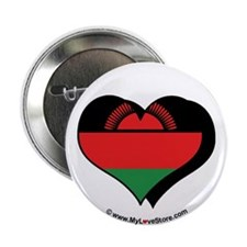 "I Love Malawi 2.25"" Button (100 pack)"