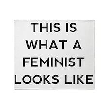 feminis2t Throw Blanket