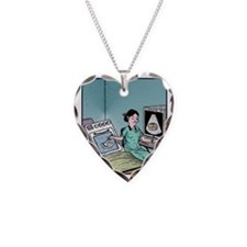 Bun in the Oven Ultrasound Necklace