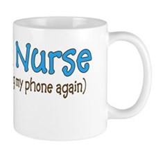 retired nurse 3 Mug