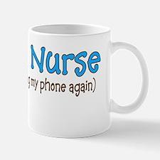retired nurse 3 Mug