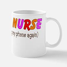retired nurse 2 Mug