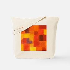 blanket Autumn Tote Bag