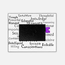 NURSE Describing words Picture Frame