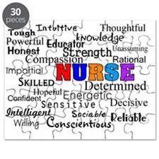 NURSE Describing words Puzzle