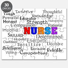 NURSE Describing words Puzzle