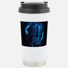 Cygnus Loop Nebula Stainless Steel Travel Mug