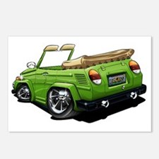 VW-Thing-Cool-large-tag Postcards (Package of 8)