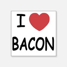"BACON222 Square Sticker 3"" x 3"""